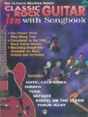 Classic Rock Guitar Jam With Songbook - laflutedepan.com