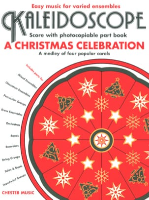 - A Christmas Celebration - Kaleidoscope - Sheet Music - di-arezzo.com