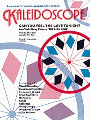 Can You Feel The Love Tonight - Kaleidoscope - laflutedepan.com