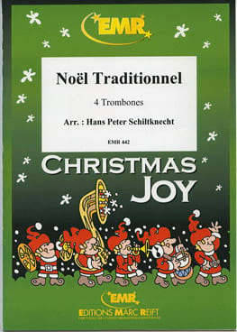 Christmas Joy - Partition - Trombone - laflutedepan.com