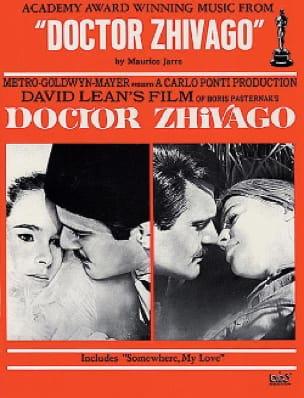 Maurice Jarre - Le Docteur Jivago - Musique du FIlm - Partition - di-arezzo.fr