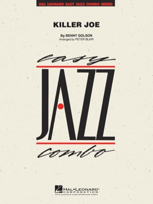Benny Golson - Killer Joe - Partition - di-arezzo.fr
