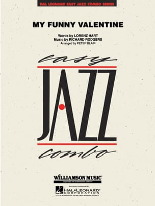 My Funny Valentine Richard Rodgers Partition ENSEMBLES - laflutedepan