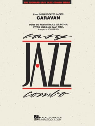 Ellington Duke / Mills Irving / Tizol Juan - Caravan - Partition - di-arezzo.fr