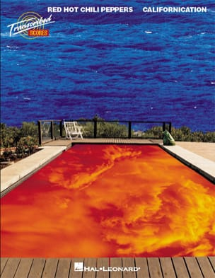 Red Hot Chili Peppers - Californication - Sheet Music - di-arezzo.com