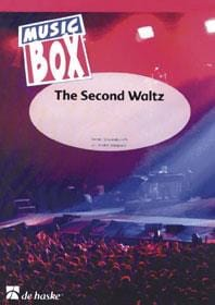CHOSTAKOVITCH - The seconde waltz - music box - Partition - di-arezzo.fr