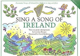 Sing A Song Of Ireland - Partition - laflutedepan.com