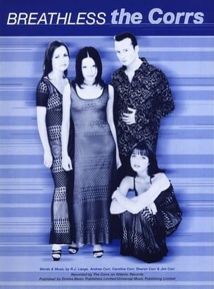 The Corrs - Breathless - Sheet Music - di-arezzo.co.uk