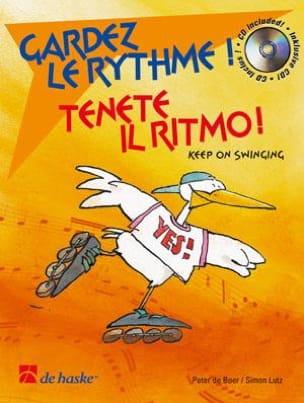 De Boer Peter / Lutz Simon - Gardez le Rhythme! - Partition - di-arezzo.fr