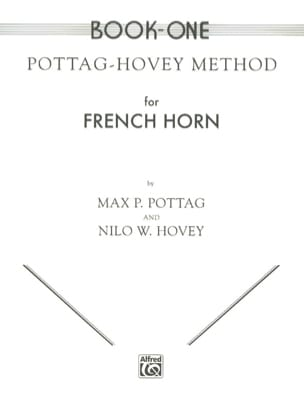 Pottag M.P. / Hovey N. W. - Method For French Horn Volume 1 - Partition - di-arezzo.fr