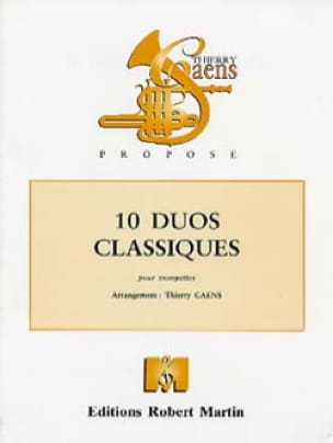- 10 Classic Duos - Sheet Music - di-arezzo.co.uk