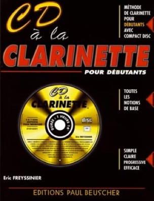 Eric Freyssinier - Clarinet CD - Sheet Music - di-arezzo.co.uk