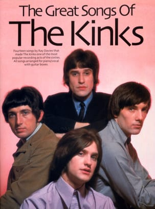 The Kinks - The Great Songs Of The Kinks - Partition - di-arezzo.fr