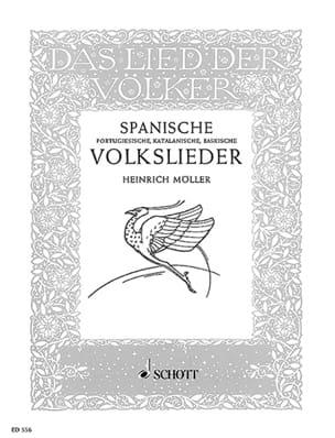 - Spanische und portugiesische Volkslieder - Sheet Music - di-arezzo.co.uk