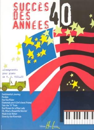 - Succès des années 40 - Partition - di-arezzo.fr