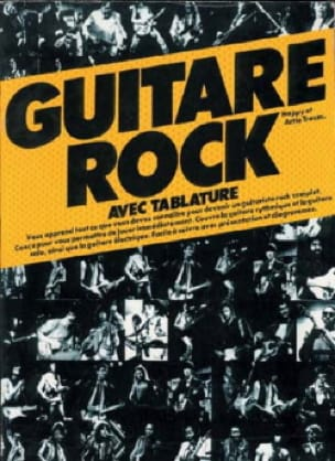 Guitare Rock Avec Tablatures - Happy Et Artie Traum - laflutedepan.com
