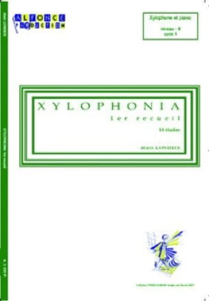 Alain Londeix - Xylophonia 1st Collection - Sheet Music - di-arezzo.co.uk