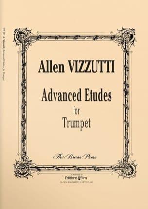 Allen Vizzutti - Advanced studies - Sheet Music - di-arezzo.com