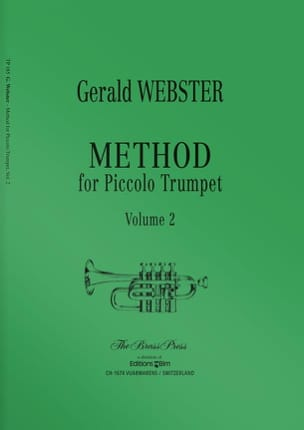 Method For Piccolo Trumpet Volume 2 - laflutedepan.com