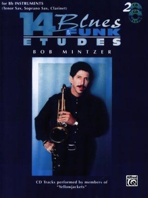 Bob Mintzer - 14 Blues - Funk Studies - Partition - di-arezzo.es