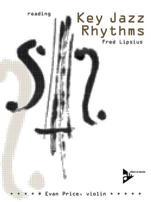 Reading Key Jazz Rhythms - Fred Lipsius - Partition - laflutedepan.com
