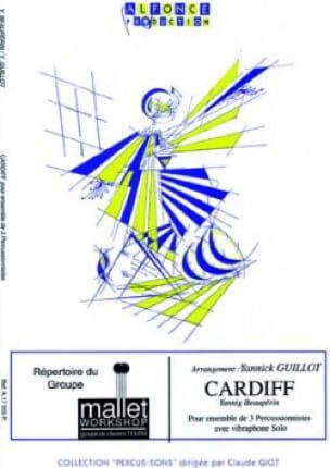 Cardiff - Yannig Beaupérin - Partition - laflutedepan.com