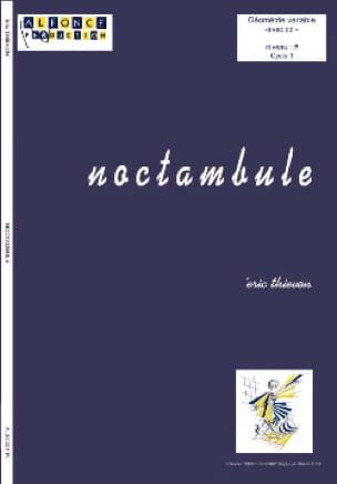 Eric Thiévon - Noctambule - Partition - di-arezzo.fr