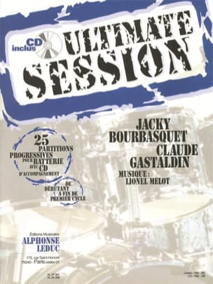Ultimate Session Bourbasquet Jacky / Gastaldin Claude laflutedepan