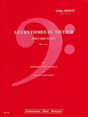 Les Rythmes du Métier Gilles Senon Partition Trombone - laflutedepan