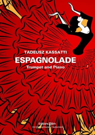 Tadeusz Kassatti - Espagnolade - Sheet Music - di-arezzo.com