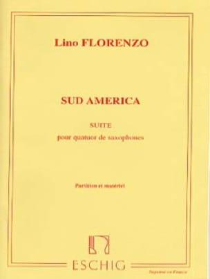 Sud America Lino Florenzo Partition Saxophone - laflutedepan