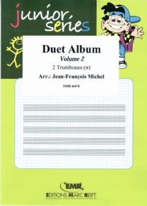 Duett Album Volume 2 - Partition - Trombone - laflutedepan.com