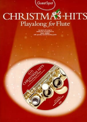 - Guest Spot - Christmas Hits Playalong For Flute - Sheet Music - di-arezzo.co.uk
