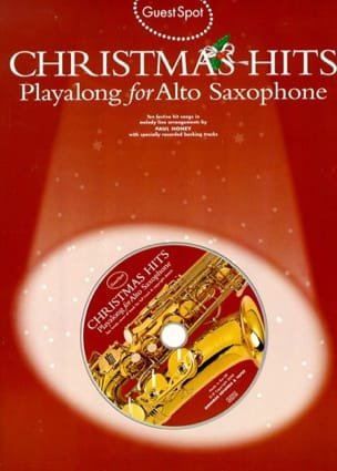 - Guest Spot - Christmas hits playalong for Alto saxophone - Sheet Music - di-arezzo.com