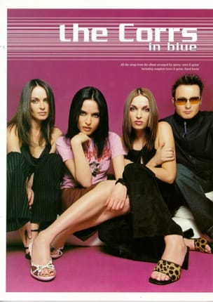 The Corrs In Blue - The Corrs - Partition - laflutedepan.com