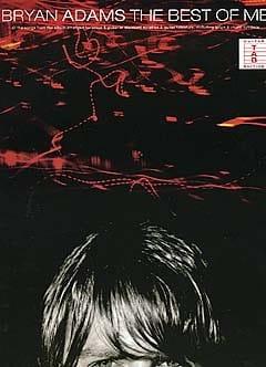 The Best Of Me - Bryan Adams - Partition - laflutedepan.com