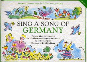 - Sing A Song Of Germany - Partition - di-arezzo.fr