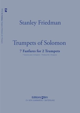 Trumpets Of Solomon Stanley Friedman Partition laflutedepan