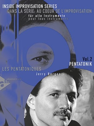 Jerry Bergonzi - Volume 2 - The Pentatonic - Partitura - di-arezzo.it