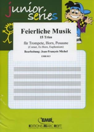 Feierliche Musik Partition Ensemble de cuivres - laflutedepan