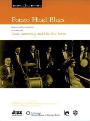 Louis Armstrong - Potato Head Blues - Sheet Music - di-arezzo.co.uk