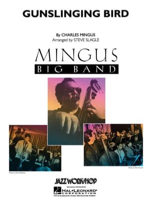 Charles Mingus - Gunslinging Bird - Sheet Music - di-arezzo.com