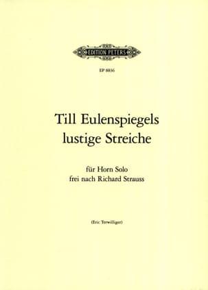 Richard Strauss - Till Eulenspiegels Lustige Streiche, Opus 28 - Partition - di-arezzo.fr
