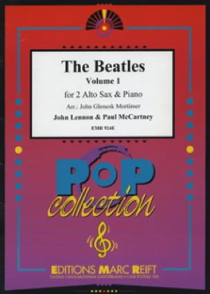 & McCartney Lennon - The Beatles Volume 1 - Partition - di-arezzo.fr