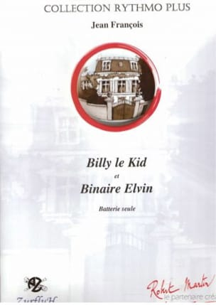 Billy The Kid / Binaire Elvin Jean François Partition laflutedepan