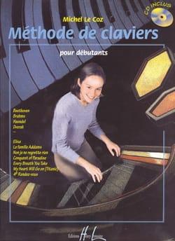 Coz Michel Le - Méthode de Claviers Pour Débutants - Noten - di-arezzo.de