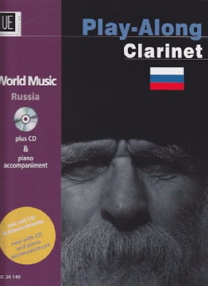 World Music Russia Play-Along Clarinet - Partition - di-arezzo.fr