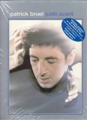 Patrick Bruel - Just before - Sheet Music - di-arezzo.co.uk