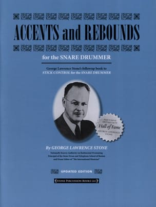 George Lawrence Stone - Accents And Rebounds - Sheet Music - di-arezzo.com