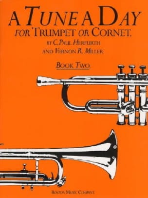 C. Paul Herfurth - A Tune A Day Book 2 - Sheet Music - di-arezzo.com